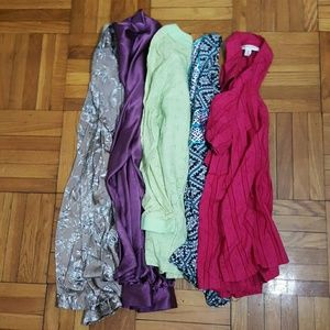 Nicole by Nicole Miller Tops - Bundle of 5 size 14 Tops