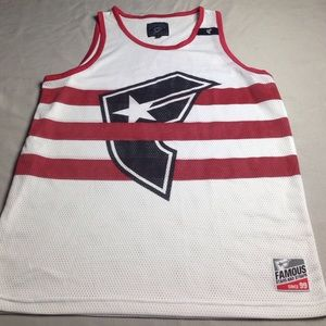 Famous Stars & Straps Other - FAMOUS STARS & STRAPS TOP TANK LIKE NEW CONDITION
