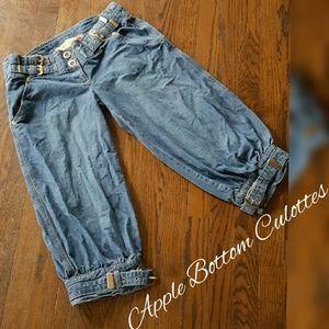 Apple Bottoms Denim - Apple Bottom Culottes.