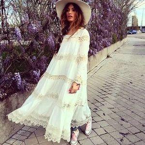 Mes Demoiselles Dresses & Skirts - Mes Demoiselles Paris Plenty Lace Dress  ✨🎉HP🎉✨