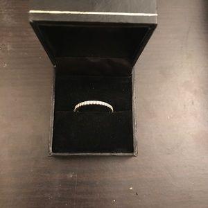 Riviera Jewelry - Micropave Diamond Band