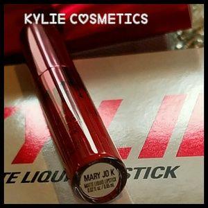 "Kylie Cosmetics Other - New Kylie Cosmetics ""Mary Jo K"" Mini Matt Lipstick"