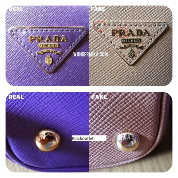 Prada Other | Real Vs Fake Bags | Poshmark