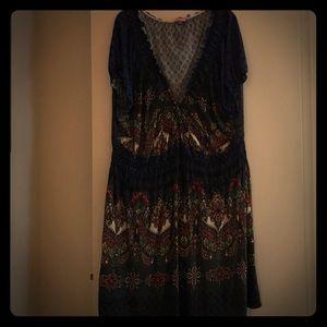Joe Browns Dresses & Skirts - Blue Floral Sundress