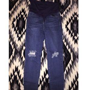 Pinkblush Denim - Pink blush maternity Jeans