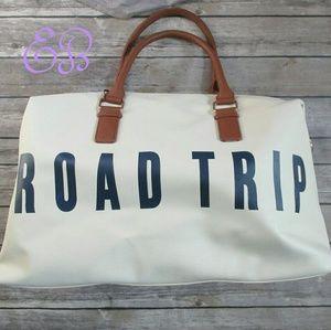 Road Trip Weekender Travel Bag