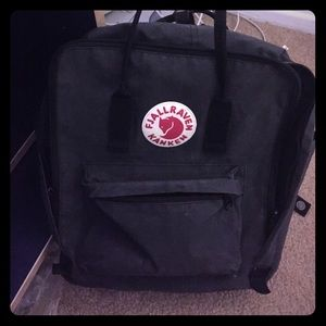 Fjallraven Handbags - fjallraven kanken backpack
