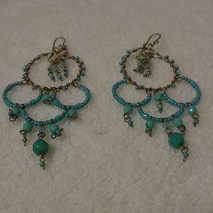 Jewelry - Bundle only. Bohemian chandelier earrings