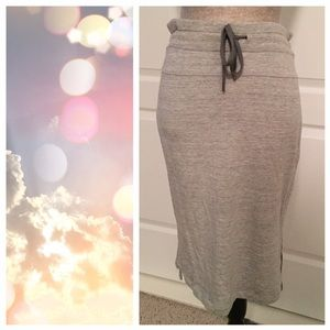 Athleta Dresses & Skirts - Athleta Bay View Skirt in Gray
