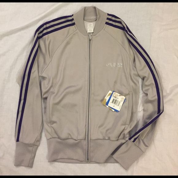 c401b1f979ff Vintage Respect M.E. Missy Elliott Adidas Jacket