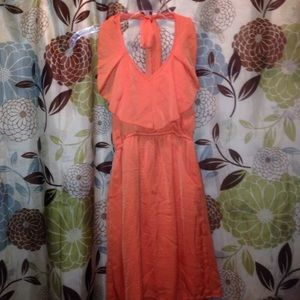 Dresses & Skirts - ✨SALE✨ CITY TRIANGLE SIZE SMALL BACK OUT DRESS