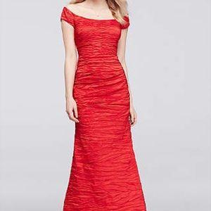 Alex Evenings Dresses & Skirts - Alex Evenings size 8 red dress