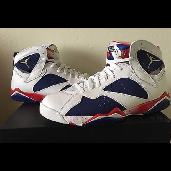 "Jordan Other - Air Jordan 7 Retro "" Trinker Alternate Olympic """