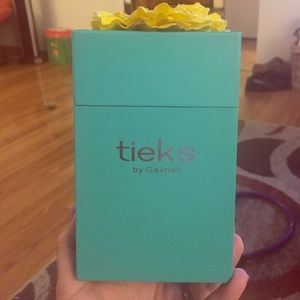 Tieks Accessories - Tieks Box & Yellow Flower!