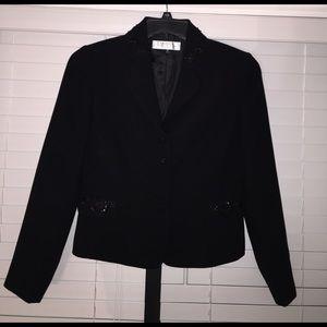 Tahari Jackets & Blazers - Tahari Black Blazer