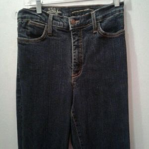 Not Your Daughters Jeans  Denim - NYDJ Tummy Tuck Skinny Crop Jeans Womens 10P