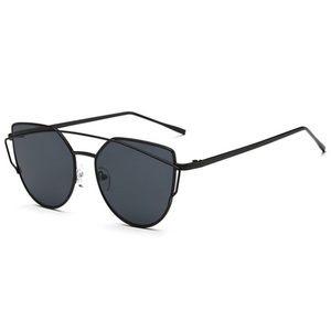 Quay Australia Accessories - Polarized Black on Black Cat sunglasses