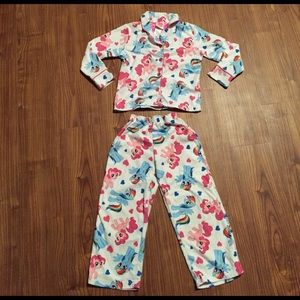 My Little Pony Other - My Little Pony girl's pajamas