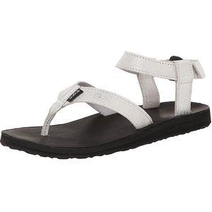 Teva Shoes - Brand new Teva silver sporty sandals