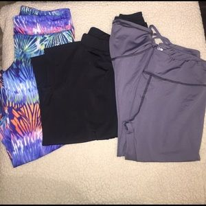 Rue 21 Other - Set of 3 workout pants