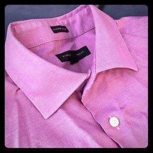 Banana Republic Other - Men's Button Down Dress Shirt, French Cuffs - EUC