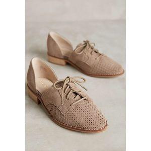 Anthropologie Shoes - |HP| Anthropology Lien.So Cuernavaca Oxfords|