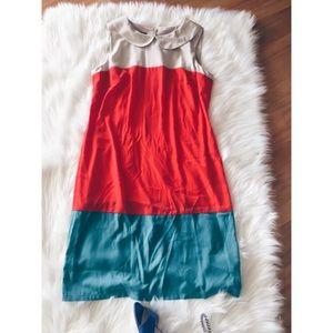 AB Studio Dresses & Skirts - NWT AB Studio PeterPan Collar Shift Dress 8