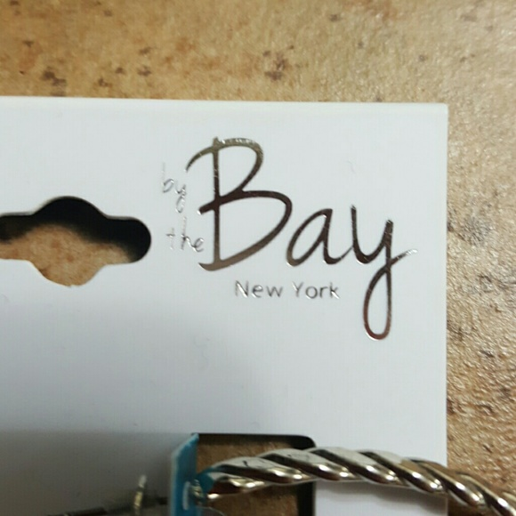 0f74c05bb ... Silver Earrings BRAND NEW. NWT. by the Bay New York.  M_58bf879936d594af40016e8b. M_58bf879bfbf6f999b7016efc
