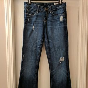 Limited Edition Gap Bootleg Jeans