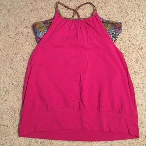 Soybu Tops - BNWT combo workout top and bra