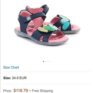 Agatha Ruiz De La Prada Other - 1 HR SALE🔆AUTHENTIC DE LA PRADE KIDS WALKING SHOE