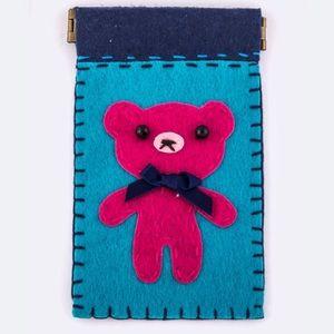 ❤BOGO Cute women's Precious Bear coin purse