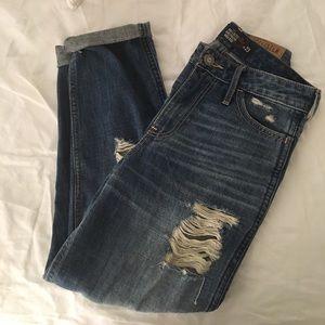 Hollister Denim - Hollister Girlfriend High Rise Jeans