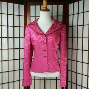 Le Suit Jackets & Blazers - Pretty Pink LET SUIT Blazer Size 8