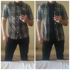 The Hundreds Other - The Hundreds button down shirt
