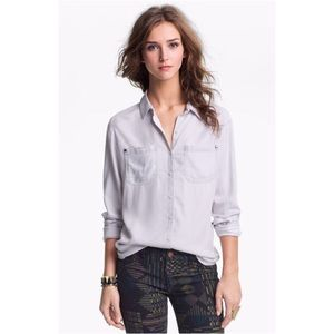 Rubbish Tops - Rubbish Relaxed Menswear Shirt