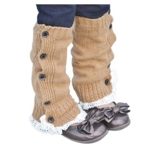 Other - Knitted Leg Warmers
