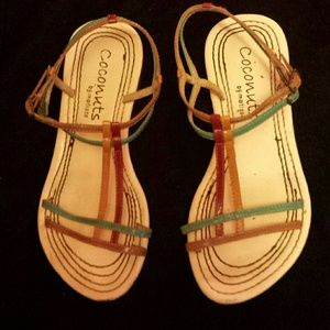 coconuts Shoes - Coconuts multicolored sandals
