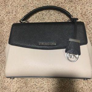Michael Kors Handbags - MK Ava two toned purse