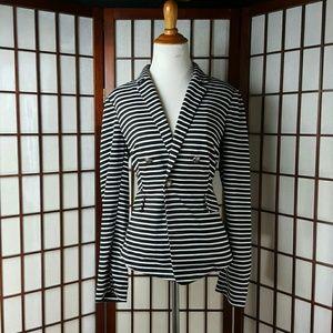 zinga Jackets & Blazers - Classy Striped ZINGA Blazer Size L