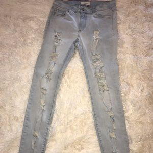 cello jeans Other - Girls distressed jeans