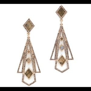 Lulu Frost Accessories - LuLu Frost Odeon Statement Earrings