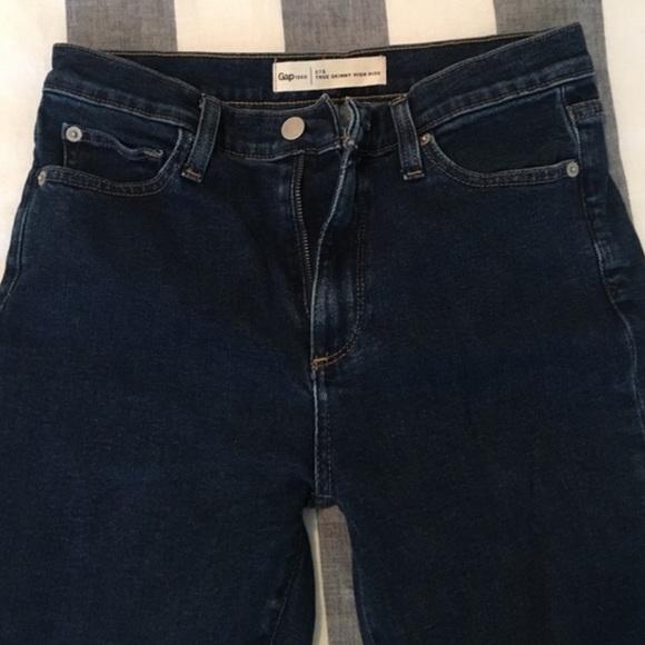 GAP Jeans - Gap High Waist Skinny Jeans
