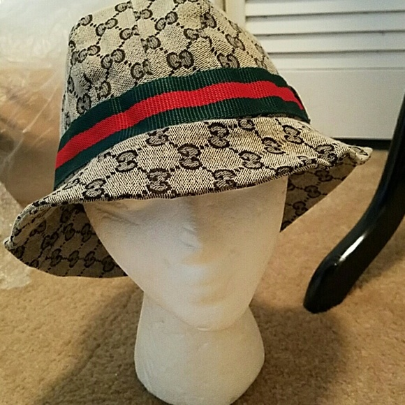 Gucci Accessories - Authentic GUCCI HAT MADE IN ITALY XL 6a6b9e0a7a43