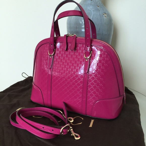 23408010e53e Gucci Bags | Nice Microssima Leather Top Handle Bag | Poshmark