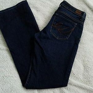 Women's/Junior's X2 Low-Rise W/Flare Jeans:6 Long