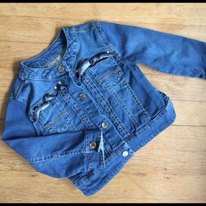 Mayoral Other - Mayoral Toddler Super Chic Denim Jacket