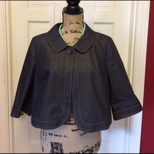 LOFT Jackets & Blazers - 💋SALE💋Cute lightweight denim jacket