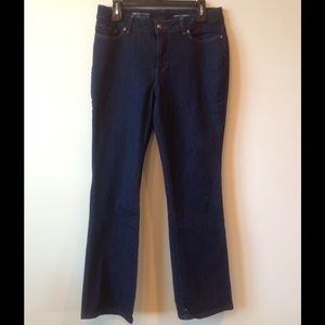 Lee Modern Series Curvy Fit Bootcut Jeans -Size 12