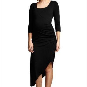 Maternal America Dresses & Skirts - Maternal America black nursing dress size small